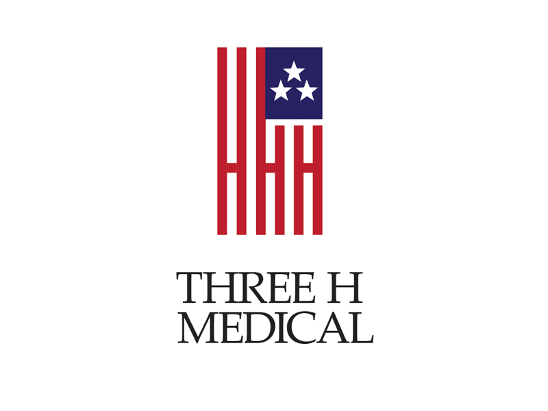 Logo for Three H Medical