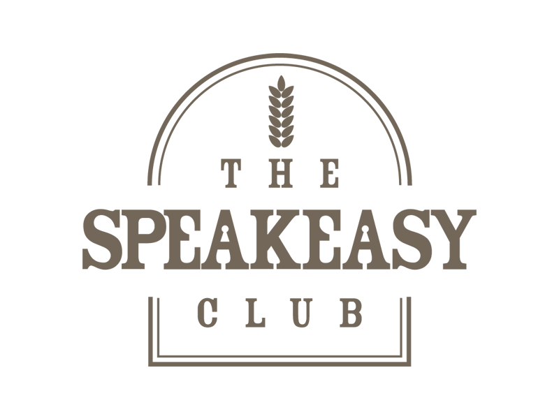 Logo for the Speakeasy Club