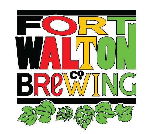 Logo for Fort Walton Brewing Co.