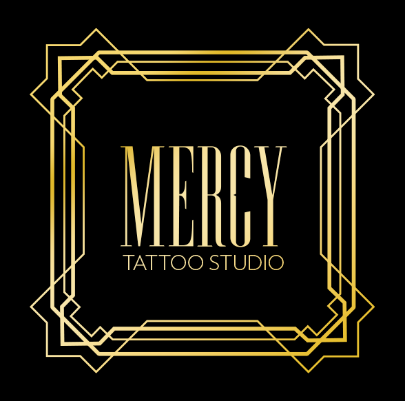 Mercy Tattoo Studio Logo